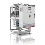 sistema de lavado compacto / de agua / automático / para aplicaciones sanitarias