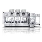 unidad de dosificación de líquidos / para aplicaciones farmacéuticas
