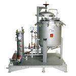 unidad de filtración NBQ Nuclear Biológico Químico / para líquido / de gas / modular