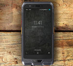 teléfono inteligente industrial GSM / IP67 / táctil / robusto