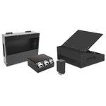 Caja compacta / rectangular / estándar / para equipamiento electrónico  VPC - Virginia Panel Corporation