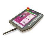 terminal de control con teclado / de mano / 1280 x 800 / USB