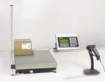 Sistema de medición de volumen / de peso / de longitud / por láser 9755 series  Soehnle Industrial Solutions GmbH
