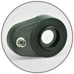 lente plano convexo / de polímero / de visible / con distancia focal ajustable