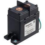 relé electromecánico DC / de alta tensión / compacto