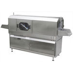 máquina de limpieza para cajas / en medio acuoso / automática