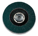 Disco de lámina de acabado / para acero inoxidable 546D 3M Manufacturing And Industry Abrasives