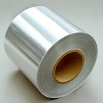 etiqueta adhesiva / de transferencia térmica / imprimible / de seguridad