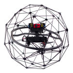 UAV a prueba de golpes / tipo cuadrirrotor / de inspección / para aplicaciones industriales ELIOS Flyability