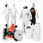 traje de trabajo / de protección mecánica / de nailon / de algodón