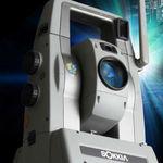 Escáner 3D / de medición NET05AXII / NET1AXII SOKKIA