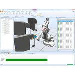 software CAD CAM / para mecanizado / para aplicaciones de robótica / off-line