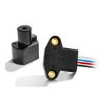 sensor de posición lineal / sin contacto / magnético / de efecto hall