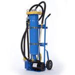 filtro hidráulico / con cesta