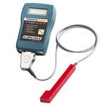 aparato de medición de frecuencia / de tensión de correa / electrónico / portátil