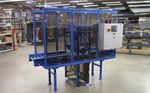 máquina apiladora desapiladora automática / modulable / para recipientes