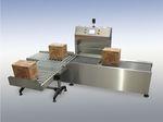 Clasificadora ponderal para caja de cartón / con transportador de cinta  TMG Impianti
