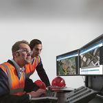 software de supervisión / para detectores de gas / para infraestructuras / en tiempo real