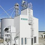 Secador con aire caliente / de centrifugado / de limpieza / para la industria alimentaria Eco Dry Bühler