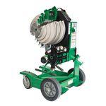 Curvadora eléctrica / de tubos / automática / horizontal 854DX GREENLEE