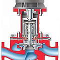 bomba centrífuga / de arrastre magnético / monobloque - max. 500 m3/h, max. 40 bar | PVML-Mag series