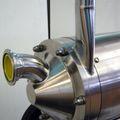 bomba centrífuga / de tratamiento de superficie / de desagüe / de elevación hidráulica - ZAV, ZAVP