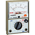 multímetro analógico - 6/30/60/300/600V DC, 6/30/150/300/600 V AC | 3008
