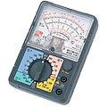multímetro analógico - 0.3 - 600 V, 60 µA - 300mA | 1110