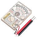 multímetro analógico - max. 500 V, max. 0.5 A | CP-7D