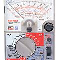 multímetro analógico - max. 1 000 V, max. 0.3 A | CX506a