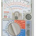 multímetro analógico - max. 1 000 V, max. 6 A | EM7000