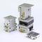 platina de nanoposicionamiento XYZ / XY / piezoeléctrica / de un eje