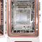 cámara de pruebas de corrosión / climática / con ventanas / para pruebas con gases nocivos