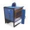 horno tratamiento térmico / de cámara / eléctrico / con circulación de aire