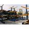 sistema de estanterías cantilever / para cargas pesadas / para cajas / para rollos