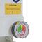 colector de niebla de aceite / de humo / con material filtrante / de coalescencia