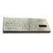 teclado de mesa / de tecla mecánica / con joystick / a medida