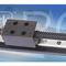 riel de guiado / de aluminio / de acero inoxidable / motorizado