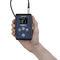 vibrómetro para brazo / portátil / triaxial