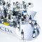 Etiquetadora automática / para etiquetas autoadhesivas / para aplicación en el lateral del producto / para botellas R1000, R1500 CDA