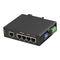 conmutador Ethernet no administrable / 5 puertos / Gigabit Ethernet / en riel DIN
