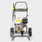 limpiador de agua fría / con motor diésel / móvil / de alta presión