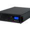 ondulador UPS de doble conversión / AC / rack de 19