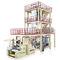 Línea de coextrusión de película soplada / 5 stratos Superex Jinming Machinery (Guangdong) Co., Ltd.