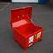 cajón para almacenamiento / de metal / para residuos / para productos peligrosos