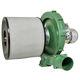 filtro de aire / de cartucho / para soplador