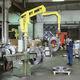 manipulador neumático / con imán de levantamiento / para rollos / de manipulación