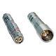 conector RF / de fibras ópticas / DIN / para uso exterior