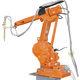 robot articulado / 6 ejes / de corte / de alta precisión