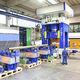 prensa de calibrado / hidráulica / de producción / semiautomática